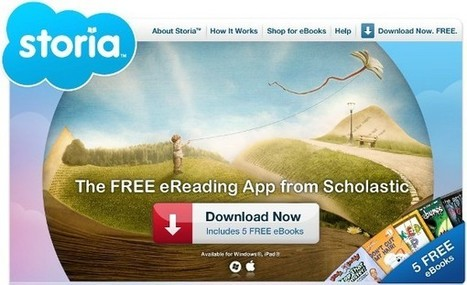 Storia Announces Free E-Books and an iPad Giveaway (Contest ... | Mobile in the Classroom | Scoop.it