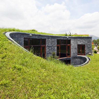 Stone House by Vo Trong Nghia | architecture verte | Scoop.it