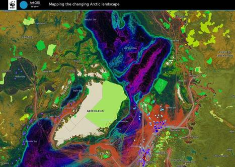 Mapping the Arctic landscape | Maps | Scoop.it
