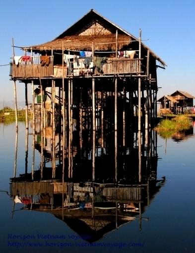 Lac Inle - Birmanie | Voyager En Birmanie | Voyage en Birmanie | Scoop.it