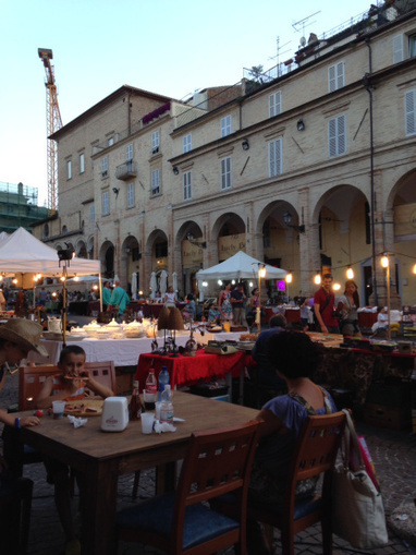 Experience Fermo Night Market | Le Marche another Italy | Scoop.it