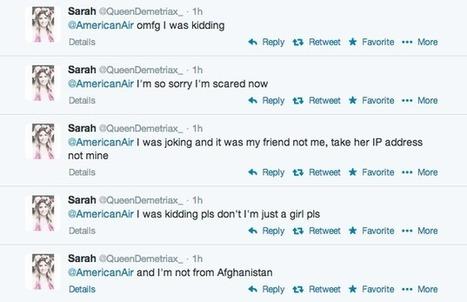 Uma piada sobre a Al Qaeda no Twitter fez uma garota holandesa ser detida!! | Al Qaeda | Scoop.it
