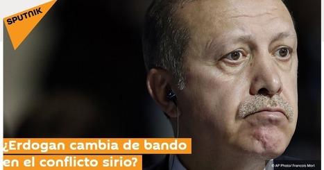 CNA: A falta de Confirmación Oficial... TURQUÍA cambia de bando en Siria y se posiciona junto a Rusia en la Geopolítica Global | La R-Evolución de ARMAK | Scoop.it