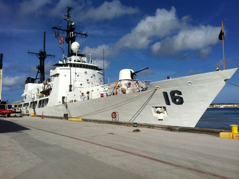 Philippine Navy's Second Warship, BRP Alcaraz, Makes a Stop at Naval Station ... - Pacific News Center   Naval defense and marine energies   Scoop.it