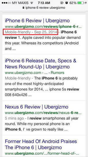 Google Starts Labelling Mobile-Friendly Websites In Search Results | Teaching tools for Marketing Lecturers | Scoop.it