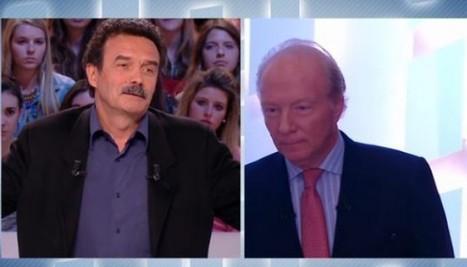 """VIDÉO. Plenel chassé du """"Grand Journal"""" par Hortefeux : triste spectacle, merci de Caunes   Mediapeps   Scoop.it"""
