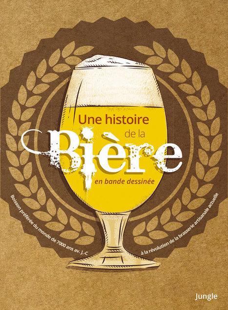 Une histoire de la bière en bande dessinée | Malts et Houblons, le site des passionnés de bière et de whisky | Gastronomie et plaisirs gourmands | Scoop.it