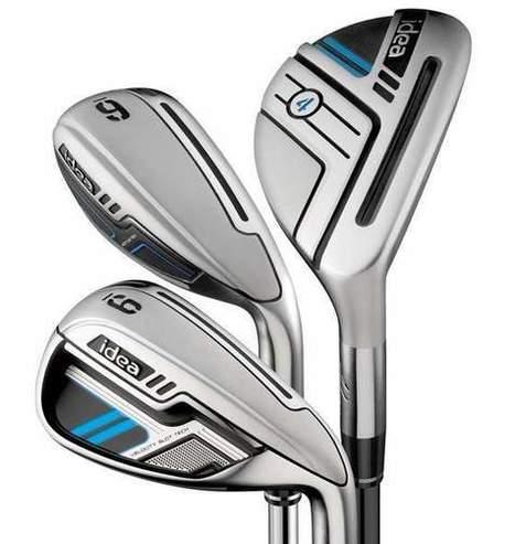 Adams Idea hybrid irons - The Desert Sun | New Golfer Lessons & Tips | Scoop.it