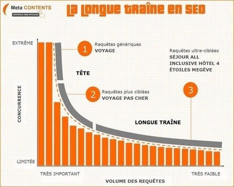 Définition de la longue traîne en référencement (SEO) | We(b) love contents | Scoop.it