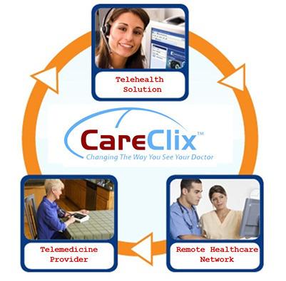 Careclix makes healthcare easier through their virtual doctor services | Telehealth | Scoop.it