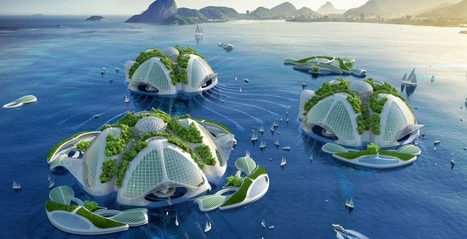 Oceaankrabbers: 3D-geprinte woningen van gerecycled afval | Built Environment | Zuyd Bibliotheek | Scoop.it