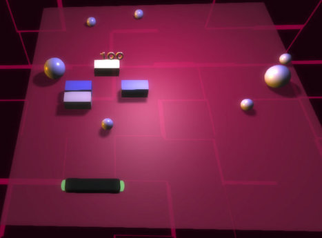 WebGL Game – 3d Bricks / Breakout | opencl, opengl, webcl, webgl | Scoop.it
