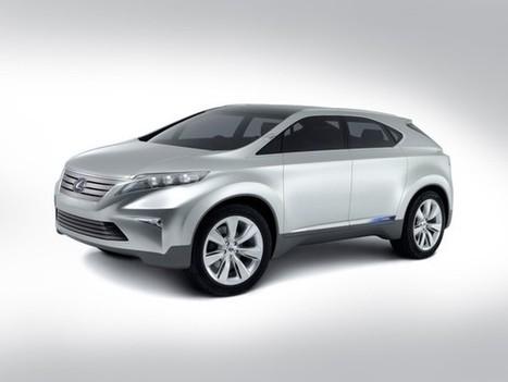 Retrouvez toutes les informations concernant la gamme Lexus Lf-xh ... | Lexus vu par le web (français) | Scoop.it