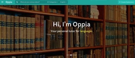 Oppia - What are you curious about? | ICT hints and tips for the EFL classroom | Scoop.it