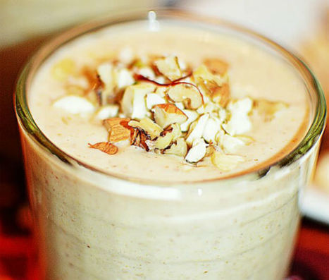 Dry Fruit Milkshake Recipe | Letitia's Foodie Nation | Scoop.it