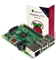 Raspberry Pi 2 Model B 1GB RAM- 8GB Noobs, Black Enclosur KIT   Raspberry Pi   Scoop.it