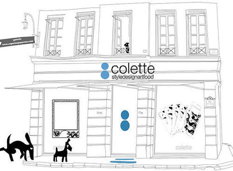 French Tonton chez Colette Paris - Newsletter DÉCEMBRE 2012 | Marketing et vin | Scoop.it