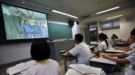 Los niños en China estudian 12 horas al día y reciben clases extra para subir notas | Mejorando la educación | Scoop.it