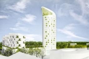 Ecohabitat : un îlot à énergie positive à Dijon | Architecture et Urbanisme - L'information sur la Construction Paris - IDF & Grandes Métropoles | Scoop.it