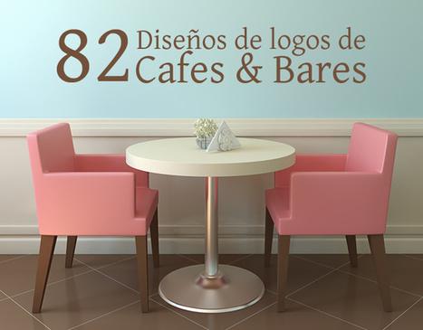 82 dise os de logos de cafes y bares par for Diseno de bares