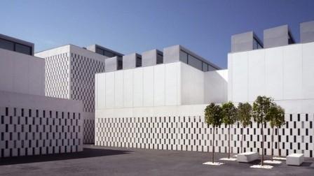 [Sevilla, Spain] Enterprise Park in Arte Sacro / Suárez Santas Arquitectos | The Architecture of the City | Scoop.it