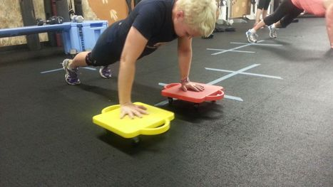 Workout Wednesday: Exercise using a paper plate - 9NEWS.com   Fitness, Health, Running and Weight loss   Scoop.it