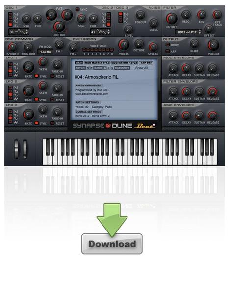 FREEWARE (VST.Win, AU.Mac) - Dune LE   Music logic pro   Scoop.it