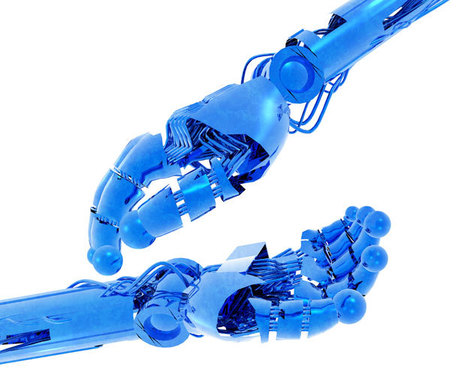 One Step Closer To Efficient Robotic Limbs | Tracking the Future | Scoop.it