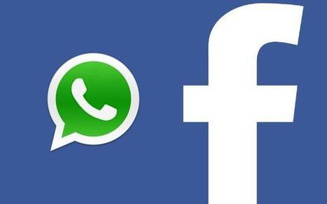 Facebook compra WhatsApp por 19.000 millones de dólares | Seo, Social Media Marketing | Scoop.it