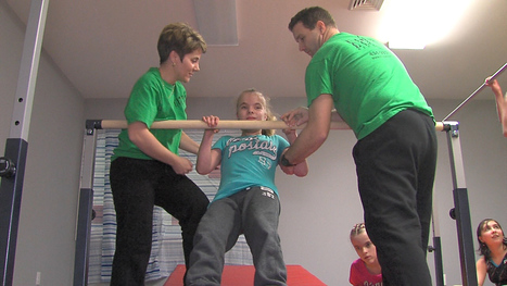 Gymnastics Program Helps Special Needs Children - WSET | Special Needs, Special Creativity | Scoop.it