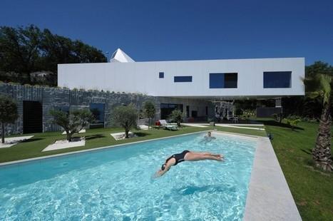 Tu l'as vu mon gros porte-à-faux, par Idis Tutao | Architecture pour tous | Scoop.it