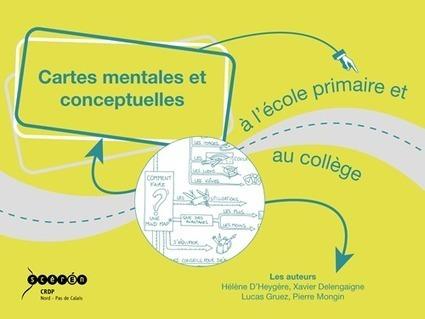 Cartes mentales et conceptuelles à l'école primaire et au collège | Classe mapping , un nouveau magazine sur le mind mapping en classe | Scoop.it
