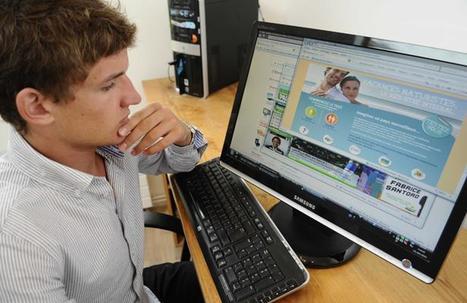Comment la pub sur Internet vous suit à la trace ?   Imagincreagraph.com   Scoop.it