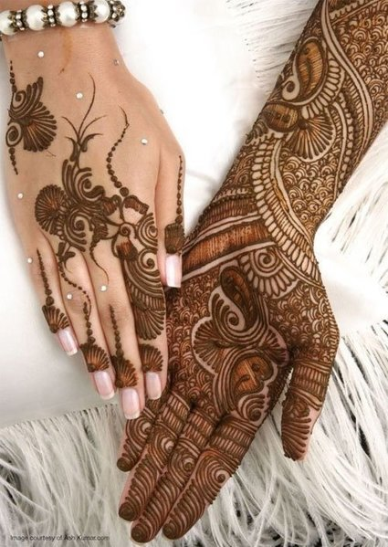 Indian Mehndi Designs For Hands | New Clothing Point | arshad | Scoop.it