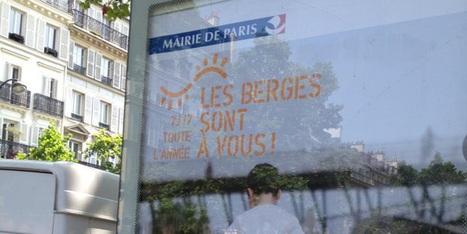 Les contrepèteries involontaires de la ville de Paris pour vanter les Berges de Seine | Politiscreen | Scoop.it