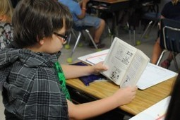 Four Guidelines for Summer Reading   21st Century Literacy and Learning   Scoop.it