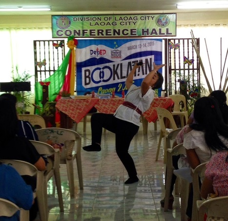 School Librarian in Action: Pinoy Kwentista: Dyali Justo   School Librarian In Action @ Scoop It!   Scoop.it