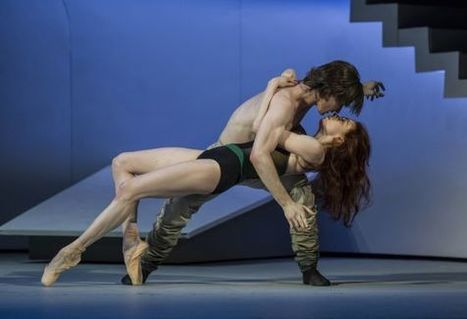 El Bolshoi pone en pie a Montecarlo | Terpsicore. Danza. | Scoop.it