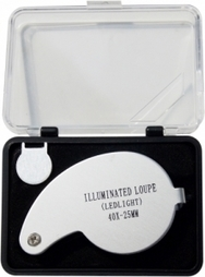 Magnifying Loupe 40x with LED | Hydroponic Xpress | Scoop.it