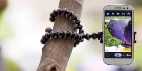 Dossier : Pourquoi utiliser un trépied pour Smartphone? | PHONOGRAPHIE.FR | Phonographie | Scoop.it