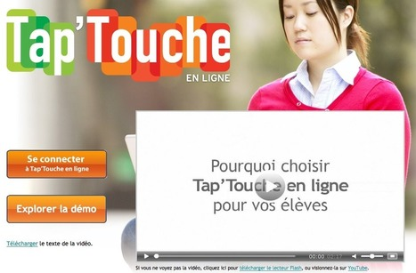 Les nouveautés 2016 de Tap'Touche en ligne | Applications éducatives & tablettes tactiles | Scoop.it