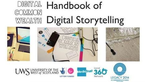 Handbook of Digital Storytelling | 3D animation transmedia | Scoop.it