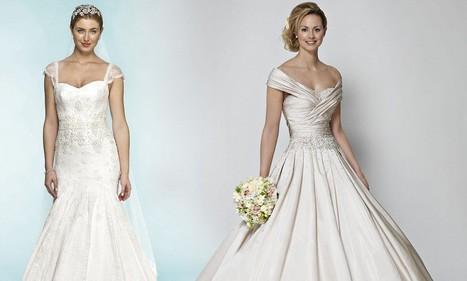 Men prefer a meringue while women go simple when it comes to bridal | Kickin' Kickers | Scoop.it