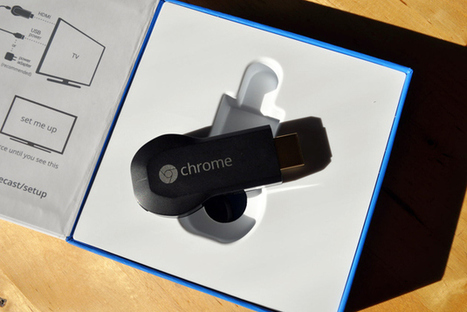Review: Google Chromecast | TechCrunch | 21st Century Innovative Technologies and Developments as also discoveries, curiosity ( insolite)... | Scoop.it