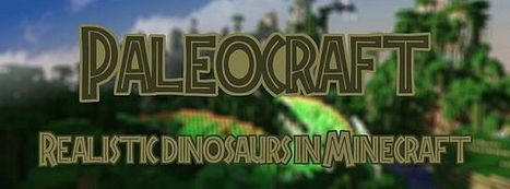 PaleoCraft V1.4.4 mod for Minecraft 1.6.4 - your Realistic Dinosaurs | Minecraft Mods | Scoop.it