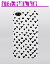 iPhone 4 Cases With Paw Prints | Just Ideas | Scoop.it