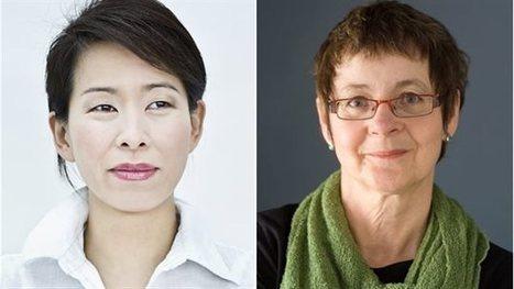 Deux auteures québécoises à la conquête du Canada anglais | ICI.Radio-Canada.ca | LibraryLinks LiensBiblio | Scoop.it