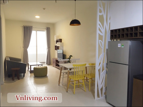 Lexington Residence apartment 2 bedrooms for rent 750USD furnish | VNliving - Apartment for rent , sale in Ho Chi Minh city | Scoop.it
