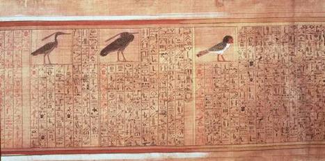 Les rites funéraires - Mystères d'Egypte Egypte antique, pharaons, dieux, pyramides...   Égypt-actus   Scoop.it