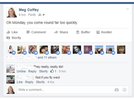 Facebook Testing Profile Pictures in Place of Reactions Count | SocialTimes | SocialMoMojo Web | Scoop.it